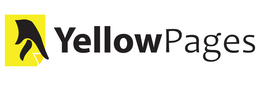 yellowpages|logo desig...